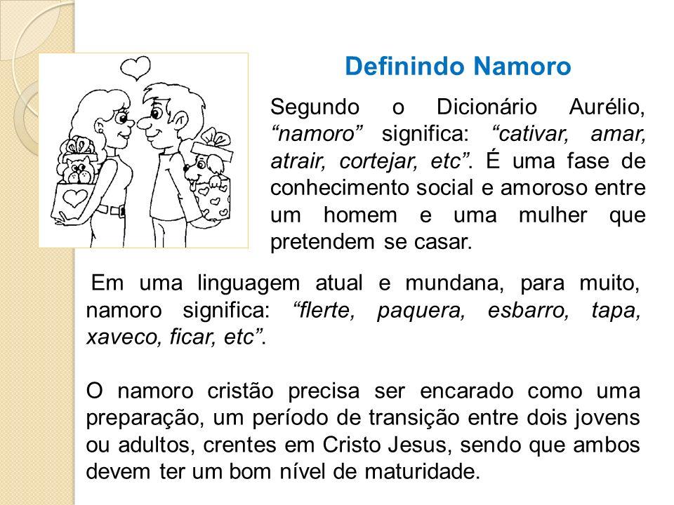 Definindo Namoro