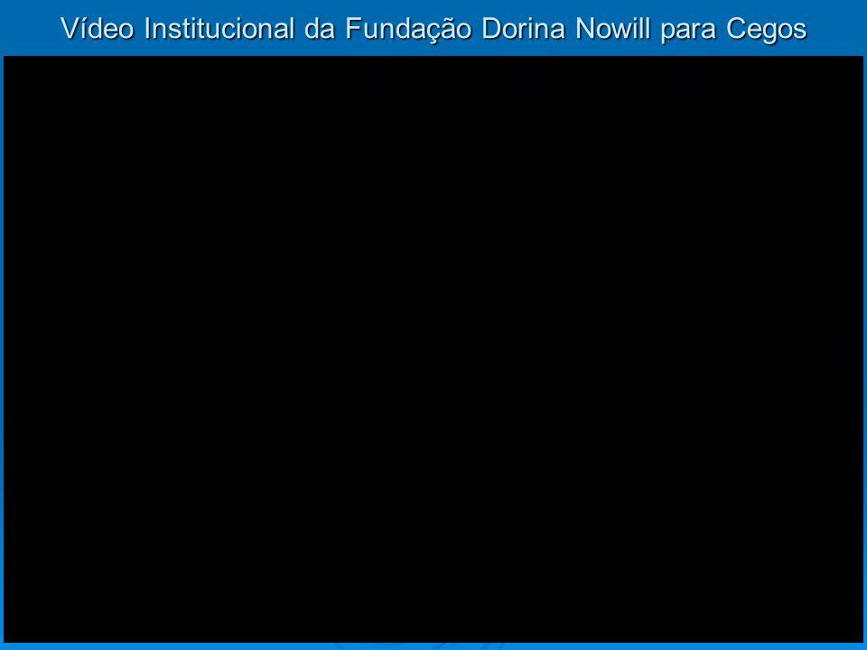 Vídeo Institucional da Fundação Dorina Nowill para Cegos