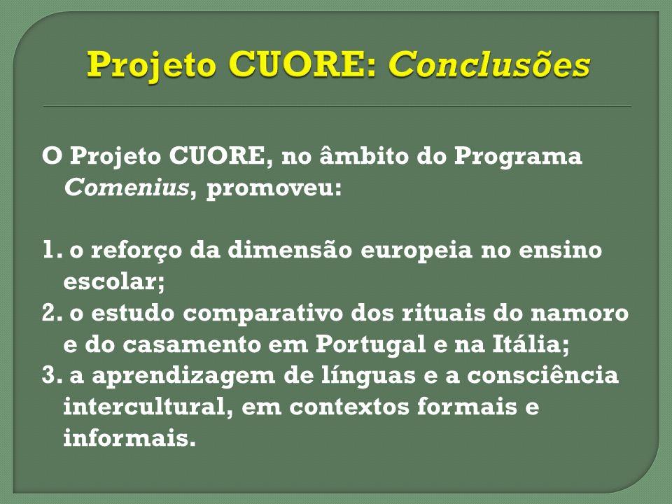 Projeto CUORE: Conclusões