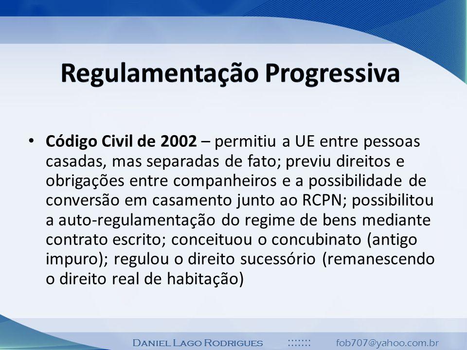 Regulamentação Progressiva