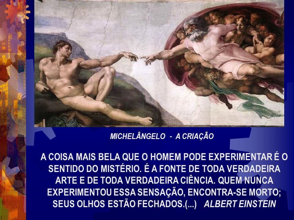 MICHELÂNGELO - A CRIAÇÃO