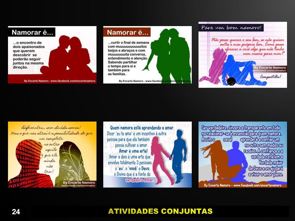 ATIVIDADES CONJUNTAS