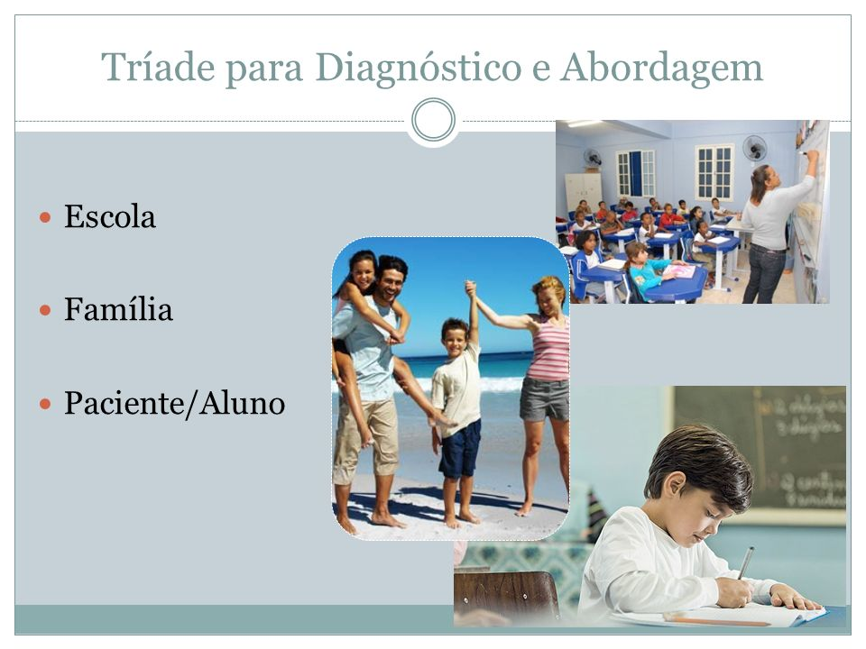 Tríade para Diagnóstico e Abordagem