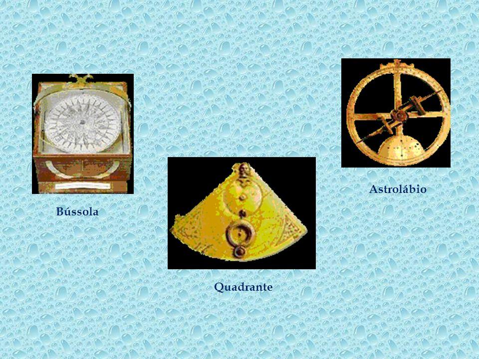 Astrolábio Bússola Quadrante