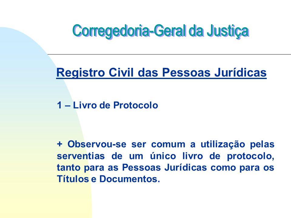 Registro Civil das Pessoas Jurídicas
