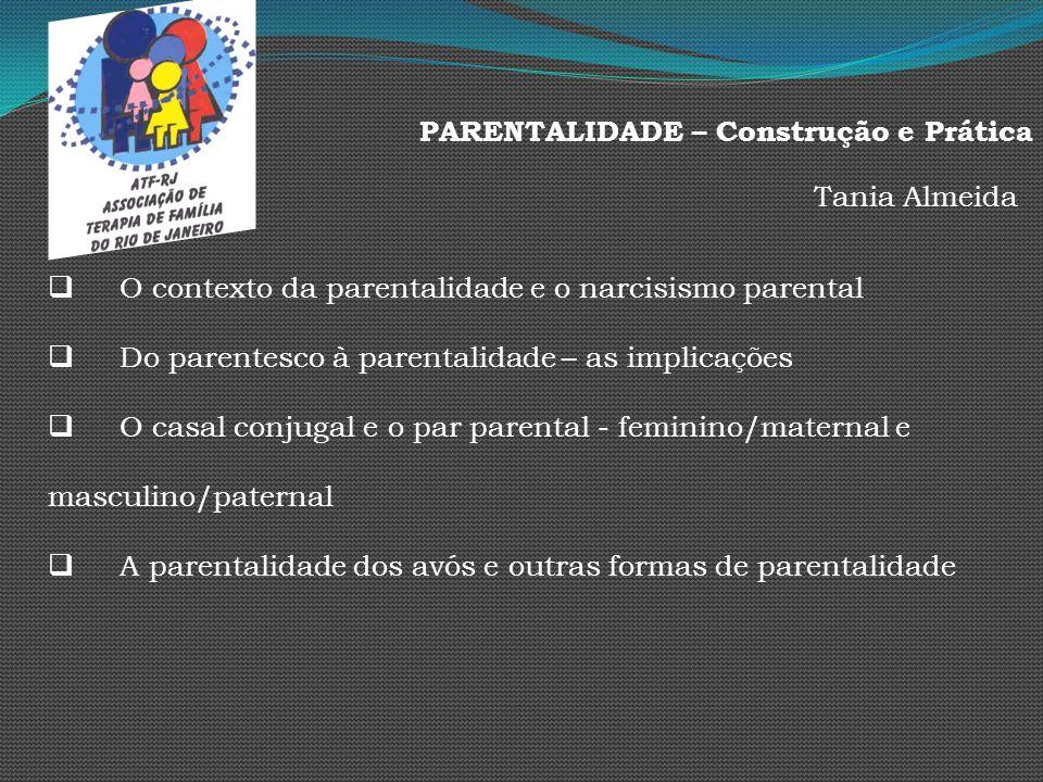 PARENTALIDADE – Construção e Prática