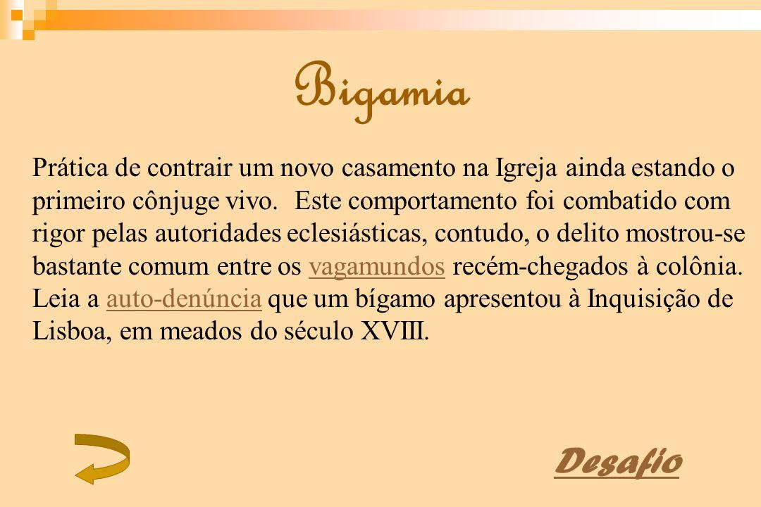 Bigamia