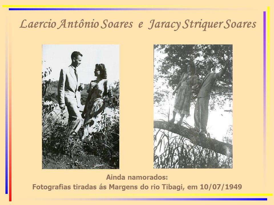 Laercio Antônio Soares e Jaracy Striquer Soares