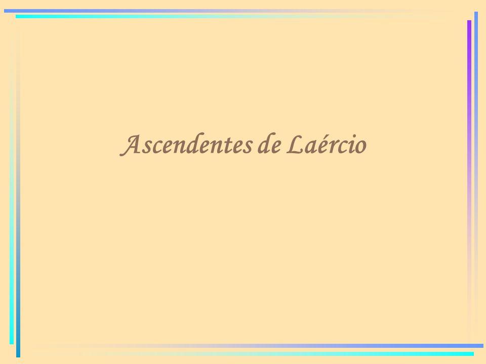 Ascendentes de Laércio