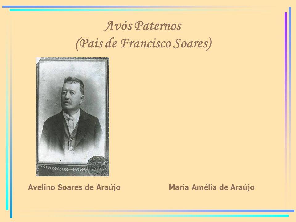 Avós Paternos (Pais de Francisco Soares)