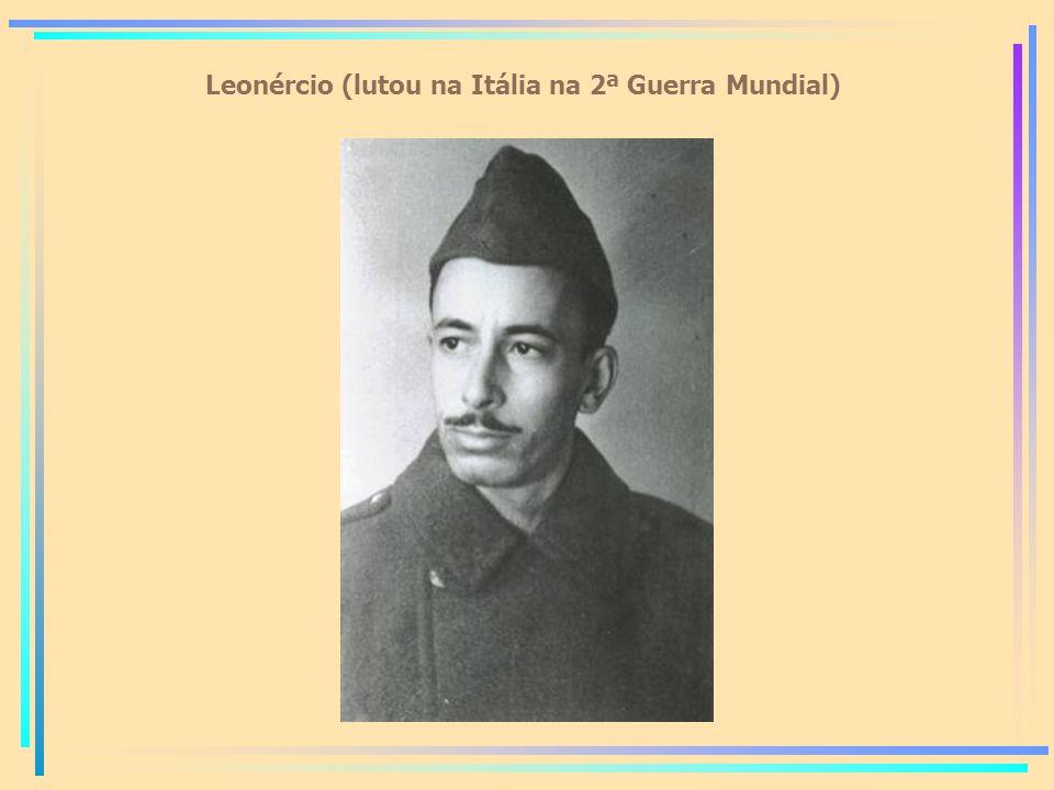 Leonércio (lutou na Itália na 2ª Guerra Mundial)