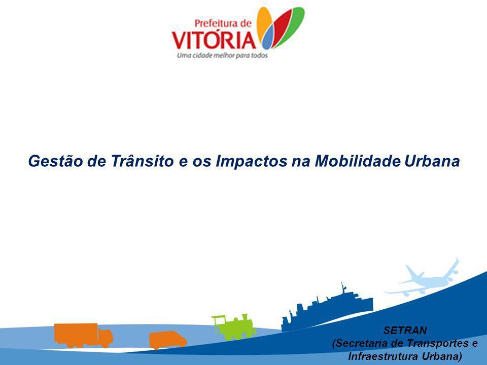 Gestão de Trânsito e os Impactos na Mobilidade Urbana