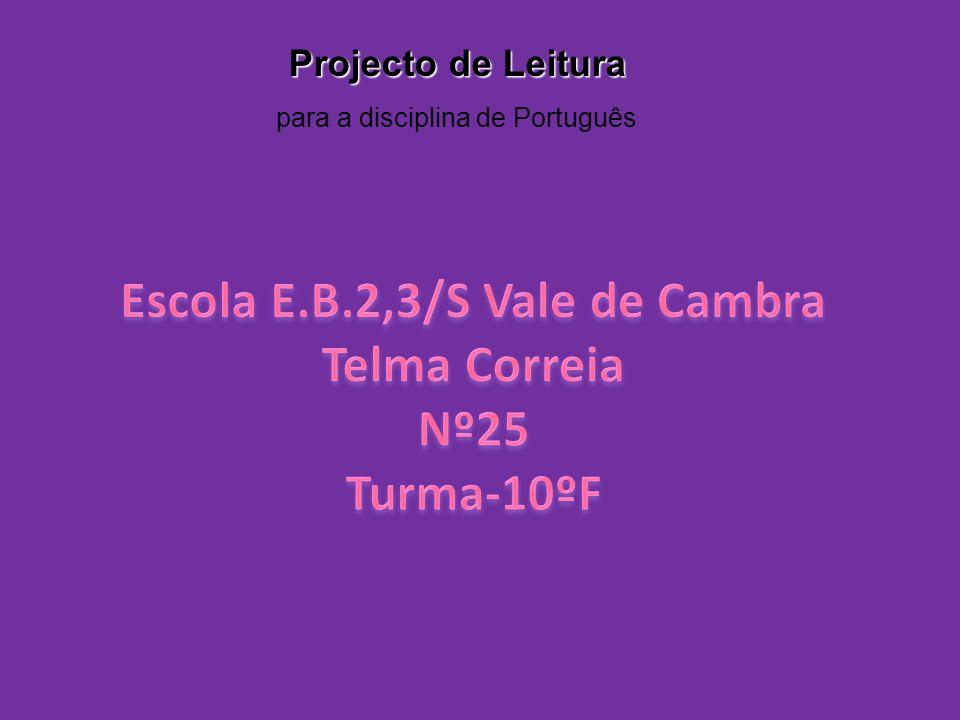 Escola E.B.2,3/S Vale de Cambra
