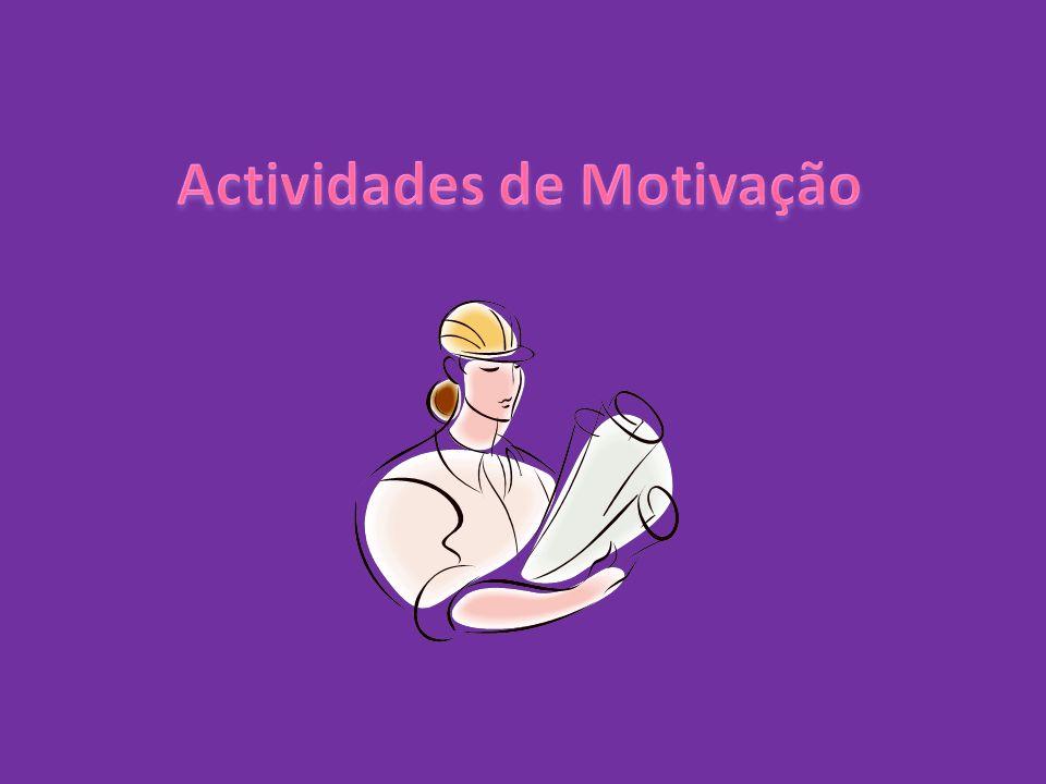 Actividades de Motivação