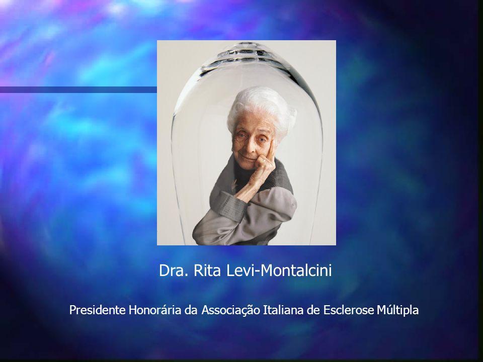 Dra. Rita Levi-Montalcini