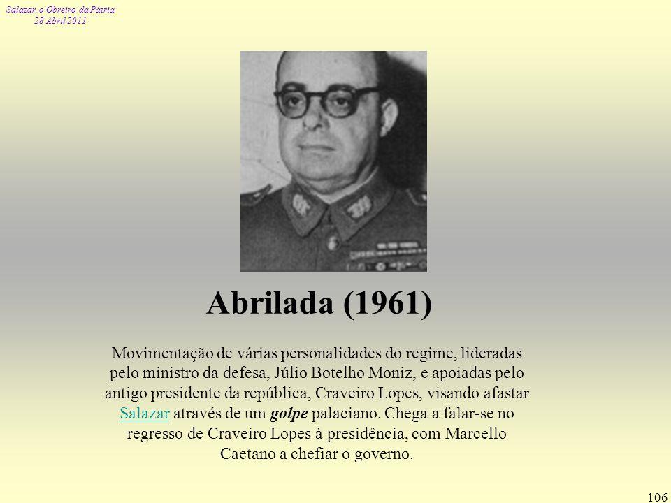 Abrilada (1961)