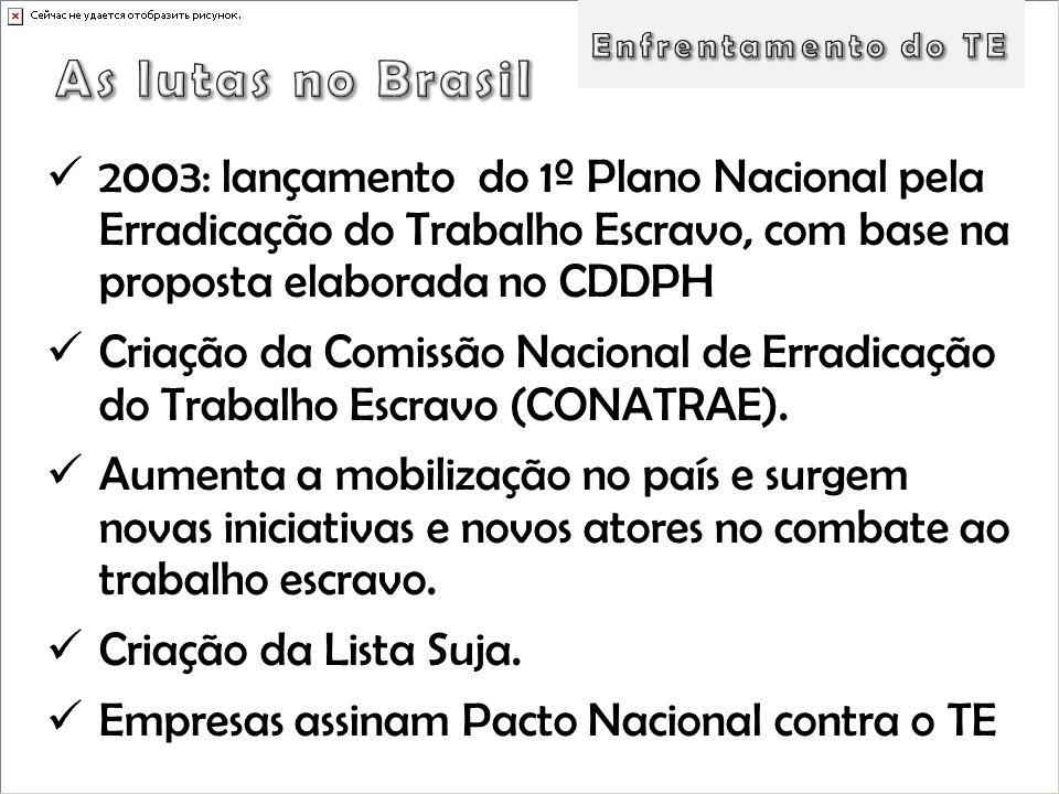 Enfrentamento do TEAs lutas no Brasil.