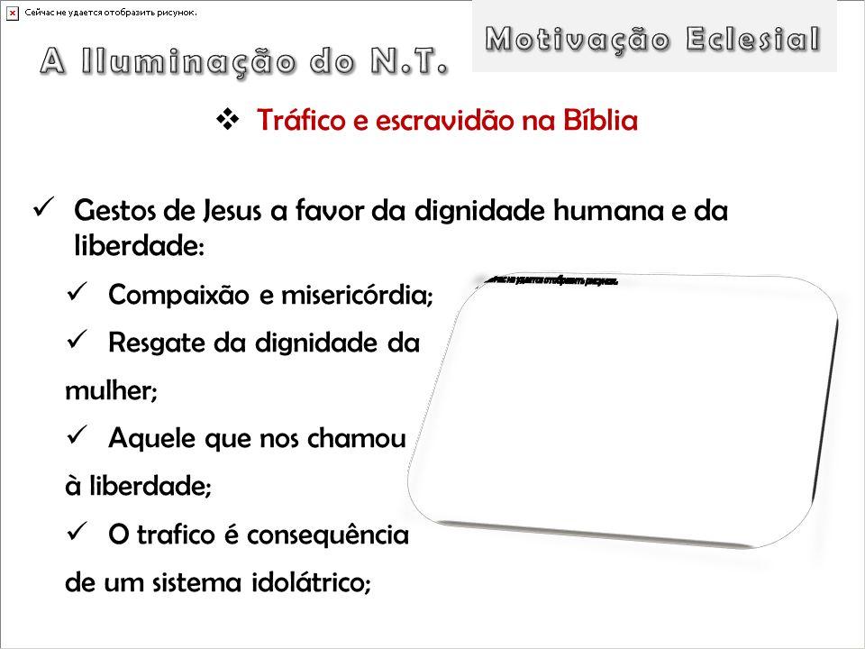 Tráfico e escravidão na Bíblia