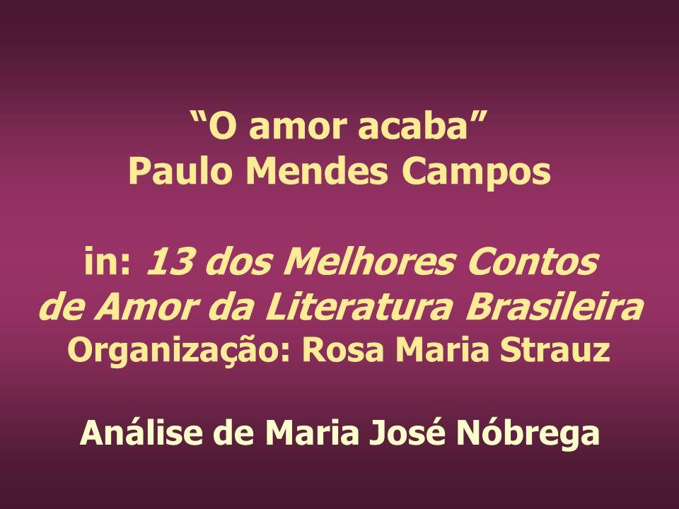 Análise de Maria José Nóbrega