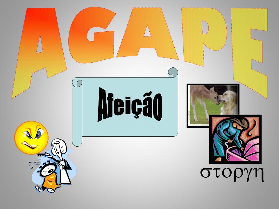 AGAPE Afeição storg 27
