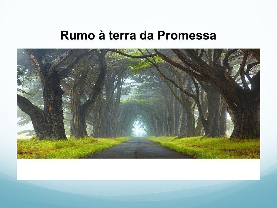 Rumo à terra da Promessa