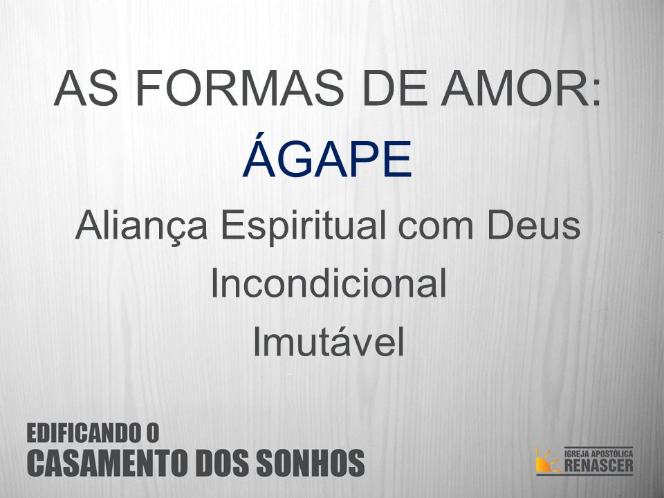 Aliança Espiritual com Deus