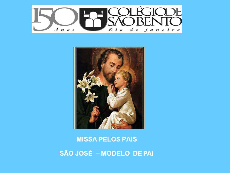 PASTORAL MISSA PELOS PAIS SÃO JOSÉ – MODELO DE PAI