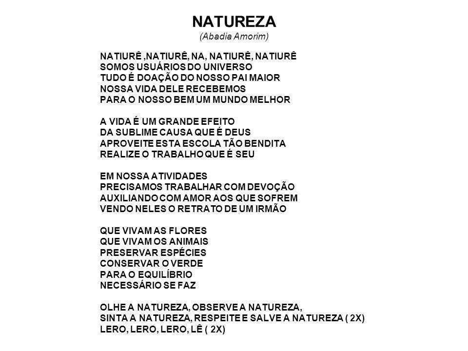 NATUREZA (Abadia Amorim)