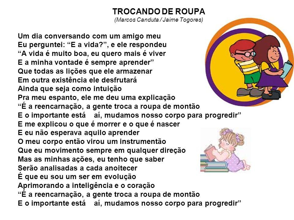 TROCANDO DE ROUPA (Marcos Canduta / Jaime Togores)