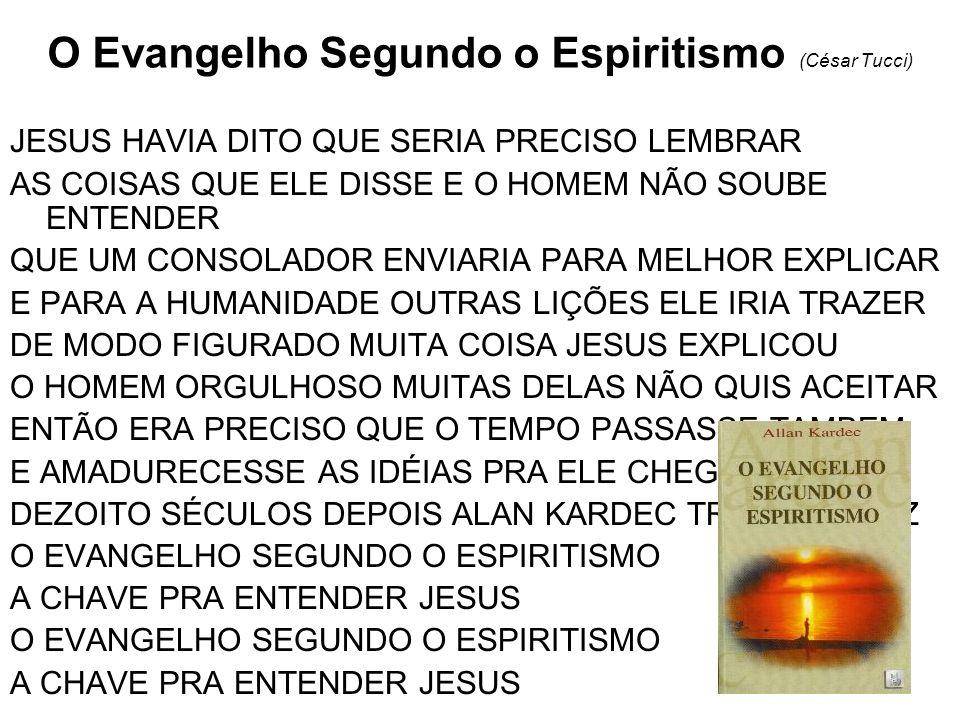 O Evangelho Segundo o Espiritismo (César Tucci)
