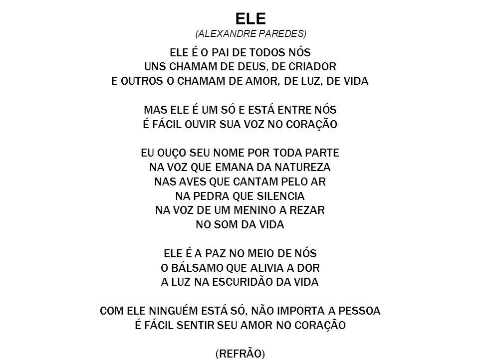 ELE (ALEXANDRE PAREDES)