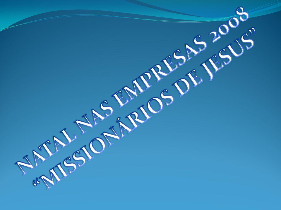 MISSIONÁRIOS DE JESUS