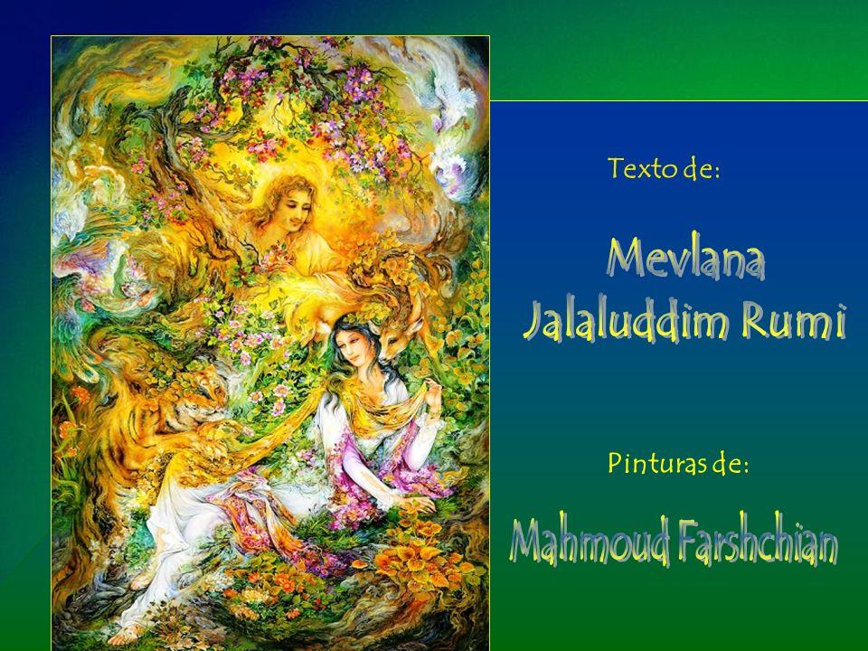 Mevlana Jalaluddim Rumi Mahmoud Farshchian
