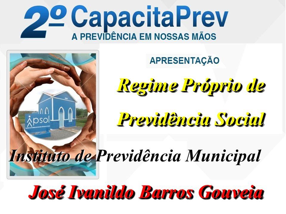 Instituto de Previdência Municipal José Ivanildo Barros Gouveia
