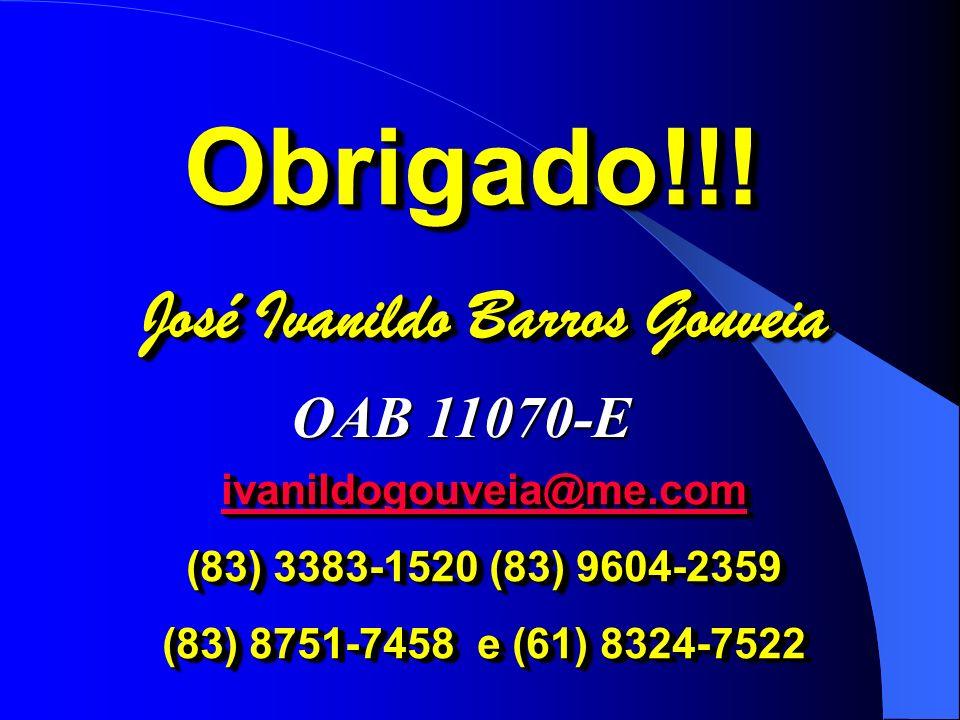 José Ivanildo Barros Gouveia