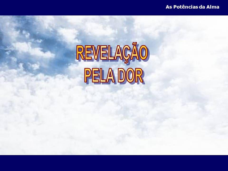 As Potências da Alma REVELAÇÃO PELA DOR