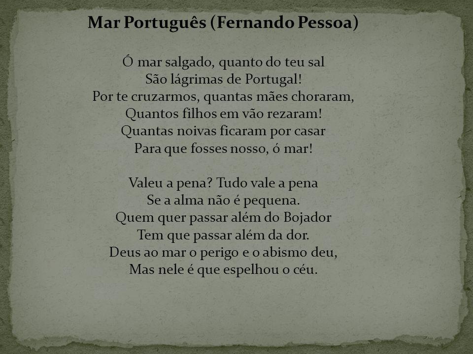 Mar Português (Fernando Pessoa)