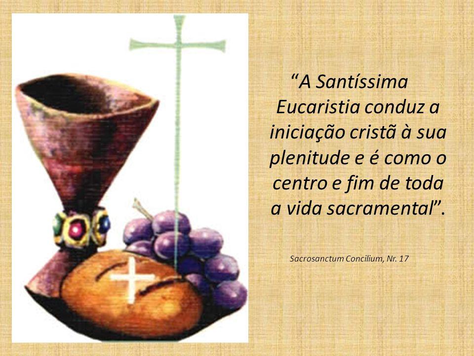Sacrosanctum Concilium, Nr. 17