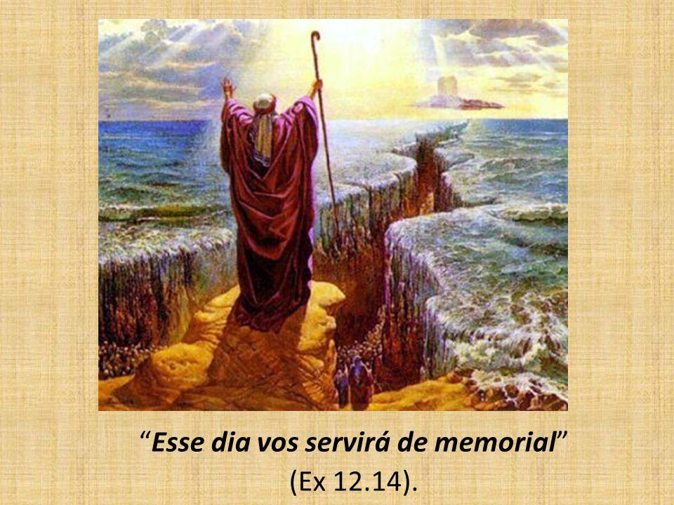 Esse dia vos servirá de memorial