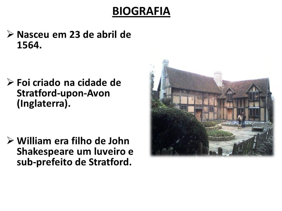 Casa de John Shakespeare em
