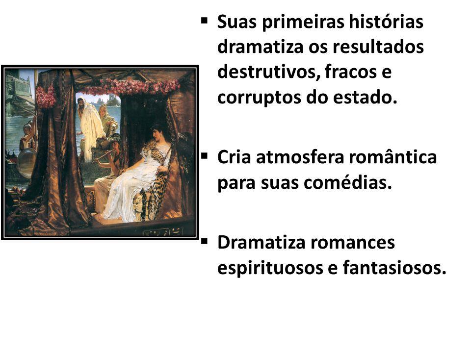 Antônio e Cleópatra, obra de Lawrence Alma-Tadema