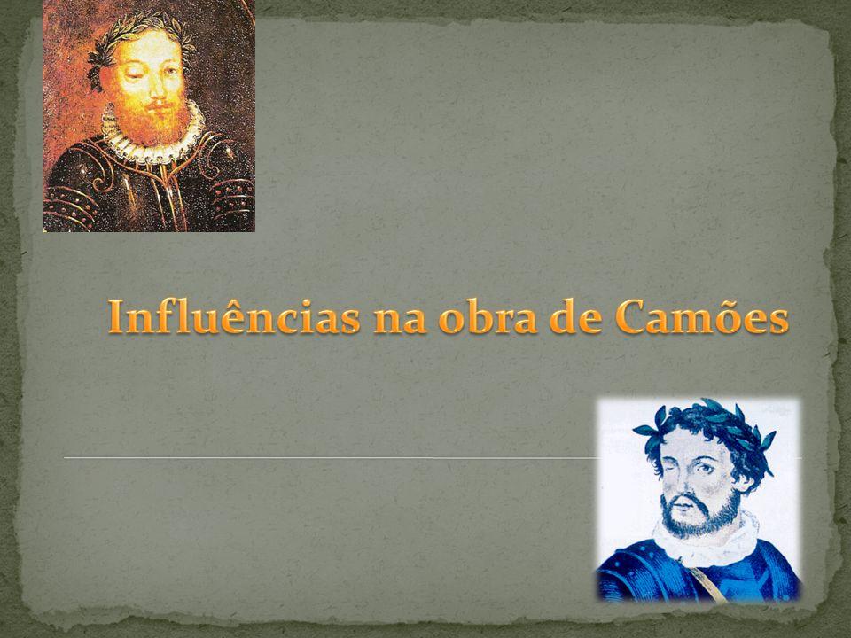 Influências na obra de Camões