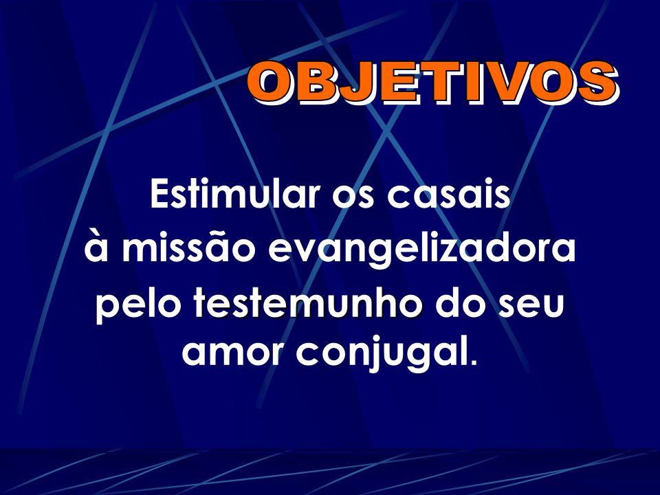 à missão evangelizadora