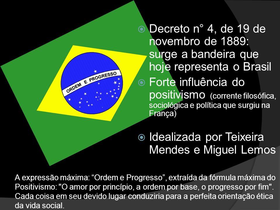 Idealizada por Teixeira Mendes e Miguel Lemos