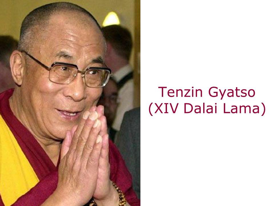 Tenzin Gyatso (XIV Dalai Lama)