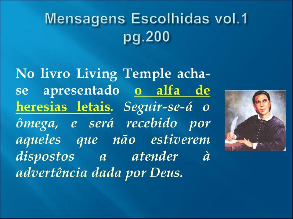 Mensagens Escolhidas vol.1 pg.200