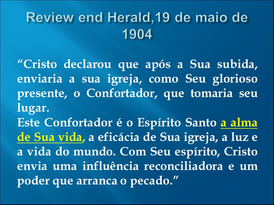 Review end Herald,19 de maio de 1904