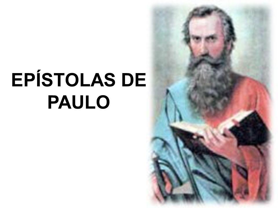 EPÍSTOLAS DE PAULO