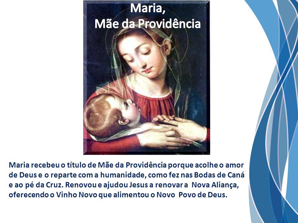 Maria, Mãe da Providência