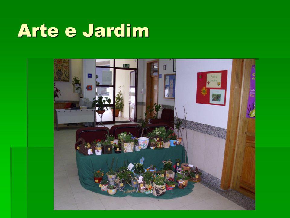 Arte e Jardim